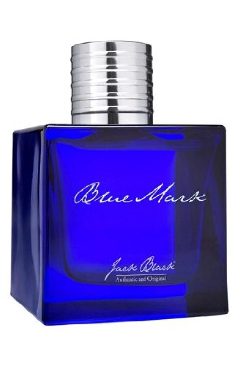 わかりやすいまたは自伝Jack Black Blue Mark (ジャック ブラック ブルーマーク) 3.4 oz (100ml) EDP Spray