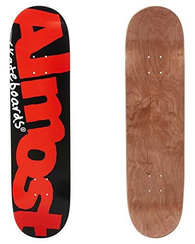 Almost Skateboard Deck Colour Logo 8.125