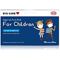 Byd Care Single Use Disposable Small Size Children / Kids Mask