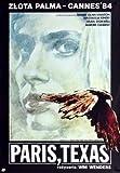 Paris Texas - Polish – Movie Wall Art Poster Print –