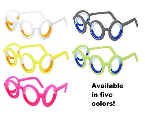 Motion Sickness Glasses, Natural Nausea Relief (Green)