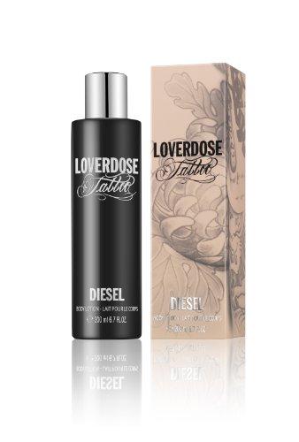 Diesel Loverdose Tattoo Bodylotion 200 ml