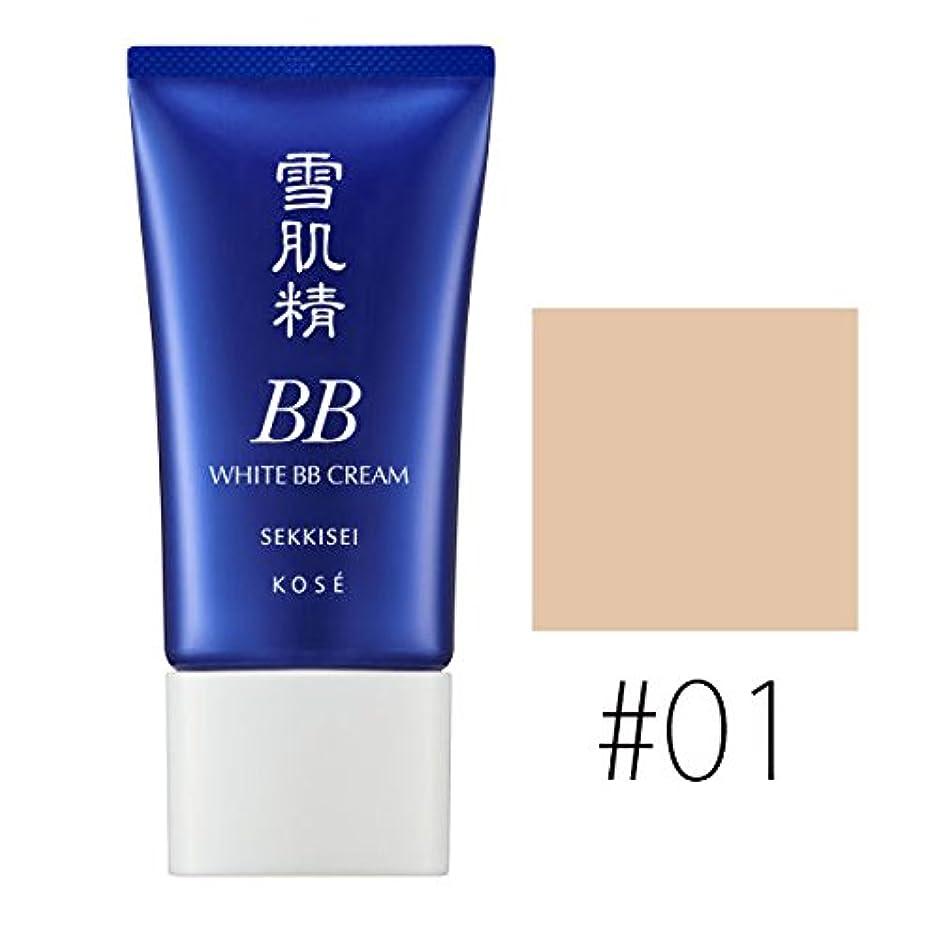 ピケ副ケント雪肌精 ホワイトBBクリーム 01 30g(SPF40/PA+++)