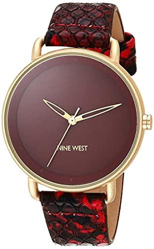 Nine West Dress Watch (Model: NW/2444RDRD)