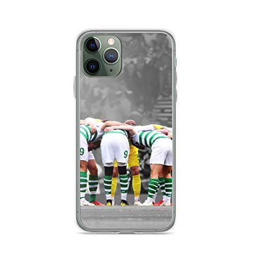 Phone Case Celtic Fc Huddle Compatible with iPhone 6 6s 7 8 X Xs Xr 11 12 Pro Max Mini Se 2020 Waterproof Anti Tested
