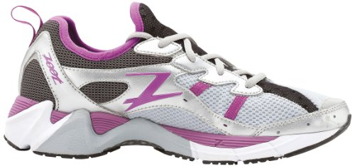 Zoot W\'s Advantage WR 2614073, Damen Sportschuhe - Running, Violett (Grey/Amethyst/Silver 0), EU 37 (UK 4) (US 6)