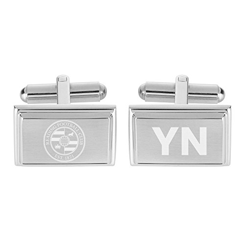 Personalised Official Reading FC Crest Cufflinks