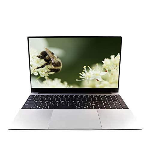 Ordinateur portable 15,6 pouces - Processeur Intel M-5Y51 - 8 Go de RAM - 128 Go de ROM - Système d'exploitation Windows 10 Pro - Touchpad Gesten, 1920 x 1080 Full HD - Ultra fin - U9