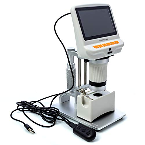 Opti-Tekscope OT-SL USB Microscope Macro Camera and Slide Viewer-