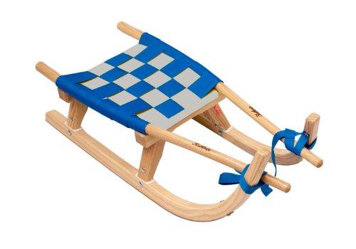 Kathrein Rodel Jungen Touren Rodel bock 1 Tourenrodel, blau/Grau, S