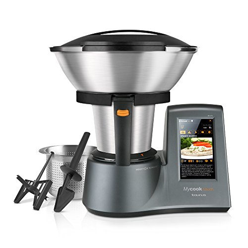 Taurus Mycook Touch Robot de Cocina, wifi, 1600 W, 2 L, hast