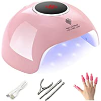 Goyaesque Nail Dryer UV LED Lamp