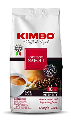 2 Pack - Kimbo Napoletano Ground Espresso - 8.8oz. Pack