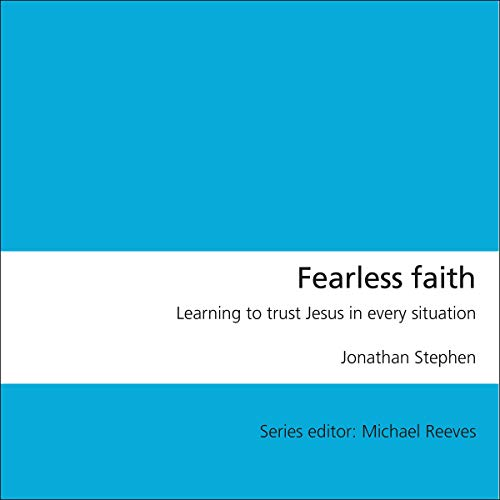 Fearless Faith audiobook cover art