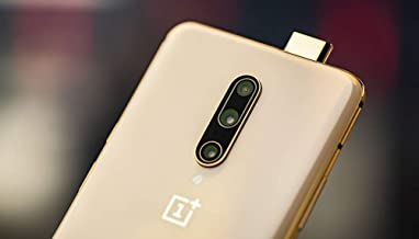 Oneplus 7 Pro GM1910 256GB, 8GB, Dual Sim, 6.67 inch, 48MP Main Lens Triple Camera, GSM Unlocked International Model, No Warranty (Almond)