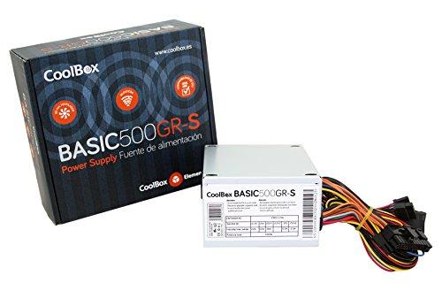 CoolBox FALCOO500SGR - Fuente de alimentación SFX
