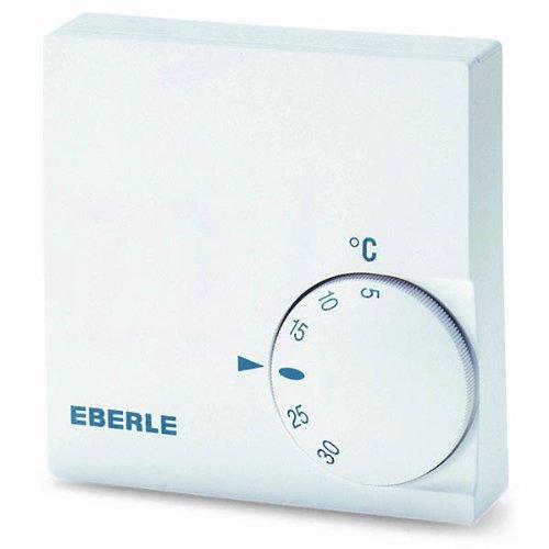 Eberle 111110151100 Raumregler RTR - E 6121, 5-30°C