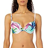 Profile by Gottex Women's Molded Cup Sized Bikini Top Swimsuit
