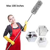 Best Ceiling Fan Dusters - Microfiber Duster for Cleaning with Extension Pole, Extra Review