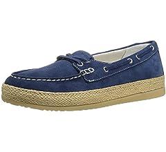 Geox Womens W Maedrys 5 Boat Shoe