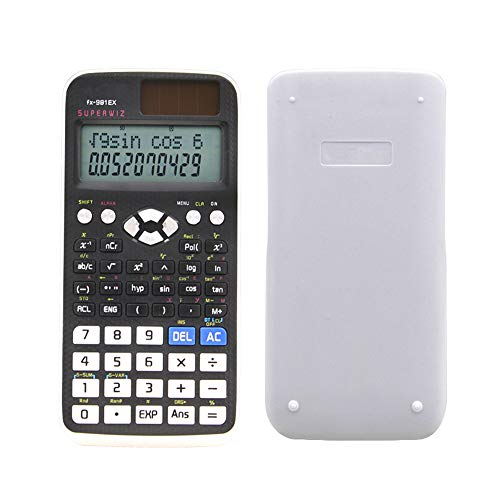 QFWM Taschenrechner für Büro,...