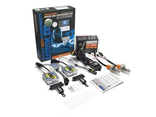 HID H4Auto Lampen Scheinwerfer–Paar–High/Low Beam–aozoom Xenon Hohe Qualität