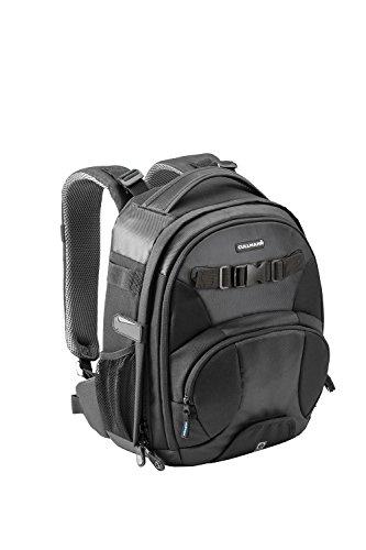 Cullmann Lima Backpack 400 SLR-Kamerarucksack mit Stativbefestigung schwarz/schwarz