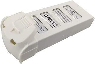 Sdoveb 7.4V 2000mAh Battery for XK X300 X300-F X300-W RC Quadcopter Drone Cells Accessories (White)