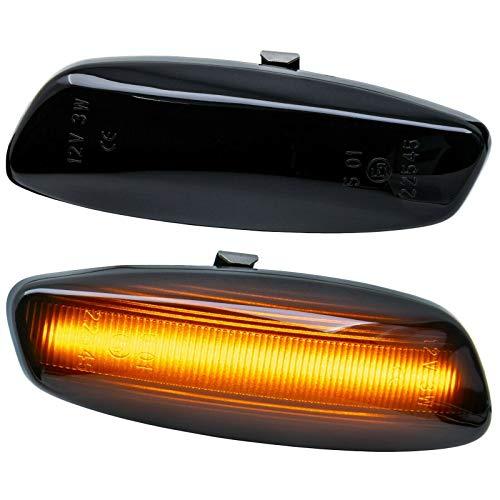 rm-style LED Side Indicator Set Model Smoke 7608-1