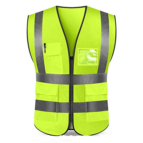 $6.59 Reflective Safety Vest Use promo code: KN9LS42Q There is no quantity limit