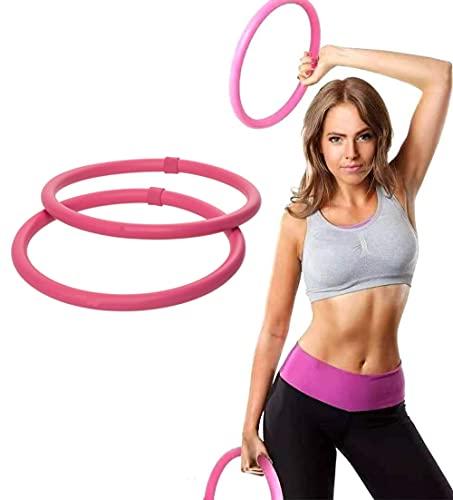OLLM Arm Hoop Reifen,Hula Hoop,Mini Hula Hoop,Upgrade arm Hoop Fettverbrennung können Sie Verschiedene Teile des Oberkörpers, Arme, Rücken Muskeln, Trizeps und Brustmuskulatur -Q1