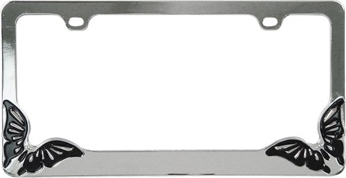 Best butterfly license plate frame for 2021