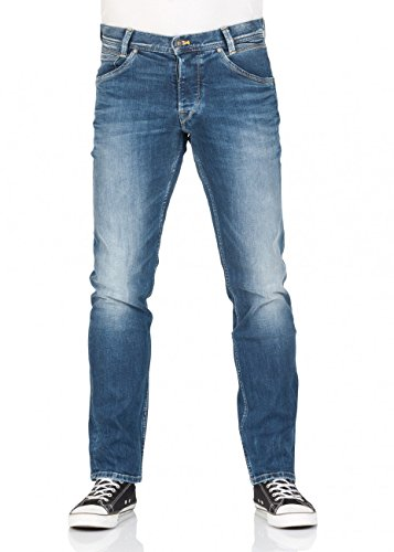 Pepe Jeans Spike Jeans, Azul (11Oz Streaky Vintage Used M84), 38W / 30L para Hombre