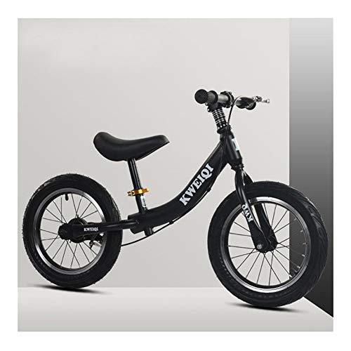XXY Infant Balancen-Fahrrad-Wanderer ist geeignet for 5-8 Jahre alt Outdoor Sports Kinder Zweirad-Fahrrad-Set (Color : B, Size : 14 inch)