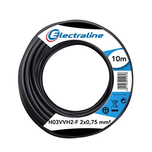 Electraline 10921, Cable para Extensiones H03VVH2-F, Secció