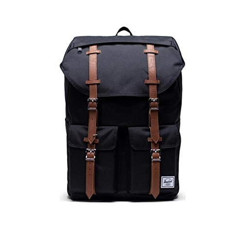 Herschel Buckingham Backpack, Black/Tan, 33.0L
