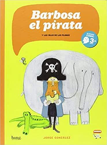 Barbosa, El Pirata (Mamut 3+)