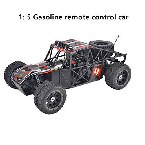 WDLY 1: 5 Gasolina Coche Teledirigido, Impulsada por El Petróleo 2.4G 4WD...