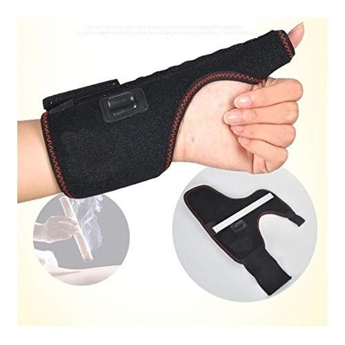 Hand- en polsbandages met elektrische polssteun voor artritis. Artritis verlicht pijn en houdt warm met de afneembare stalen plaat, perfect voor artritis.