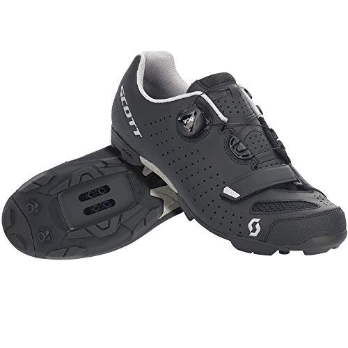 Scott MTB Comp Boa 2020 - Zapatillas de ciclismo, color negro y plateado