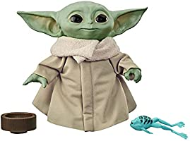 Star Wars The Mandalorian - The Child (Baby Yoda) Unisex Colección de Figuras, ,