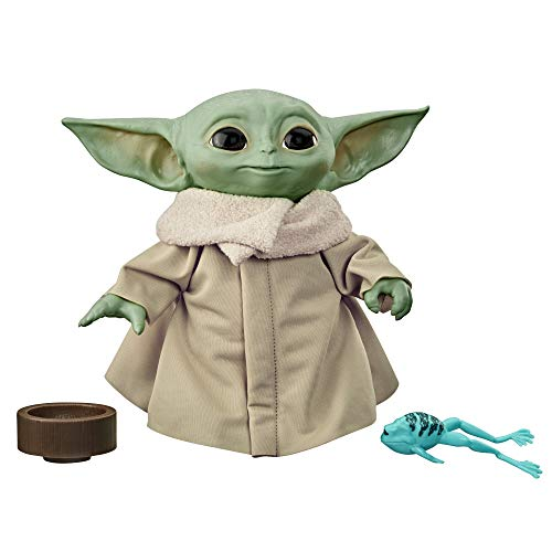 Star Wars - The Child juguete de peluche que habla (Hasbro F