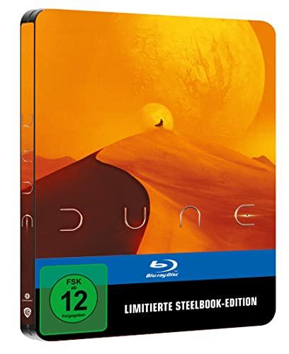Produktbild von Dune - Limited Steelbook [Blu-ray]
