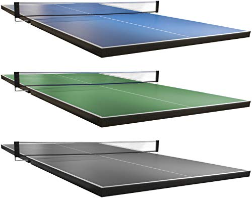 Amazing Deal Martin Kilpatrick Ping Pong Table for Billiard Table | Conversion Table Tennis Game Tab...
