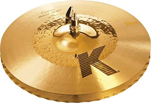 """Zildjian 14 1/4"""" K Custom Hybrid HiHats - Pair"""