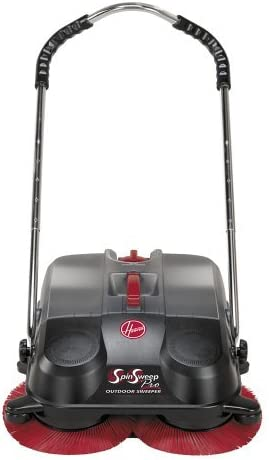 Hoover San Diego Mall L1405 SpinSweep Pro Indoor Sweeper Outdoor Popular brand in the world with Swivel Ca