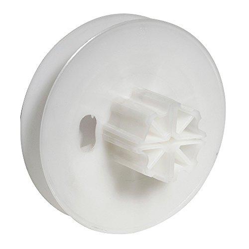 WOLFPACK LINEA PROFESIONAL 5250150 Disco Persiana Plastico Octogonal 160x60 mm. Cinta 22 mm
