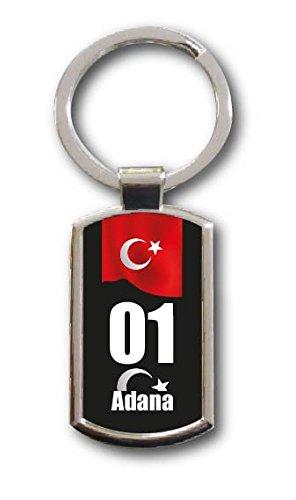 Schlüsselanhänger Adana 01 Türkiye Türkei
