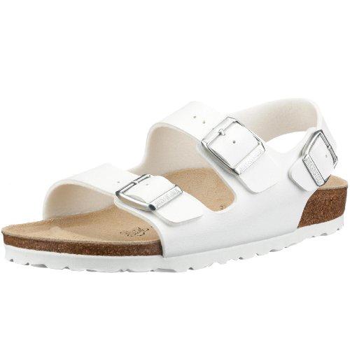 Birkenstock Women's Sandals, White, 7.5