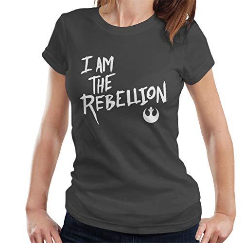 Star Wars I Am The Rebellion Women's T-Shirt